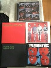 """TALKING HEADS: 4 BEST CD DUAL-DISCS + SP.ED,DOUBLE """"NAME OF THIS..""""- GREAT !!!"""