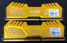 ADATA XPG 16GB kit 2x8GB DDR3 1866MHZ AX3U1866W8G10-BGV DIMM GAMING RAM 240PIN