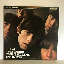 Rolling Stones Out Of Our Heads LP Album 1965 London PS 429 Early Pressing VG+