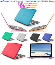 "mCover® HARD Shell CASE for 13"" Dell XPS 13 9343 9350 9360 models after 2015"