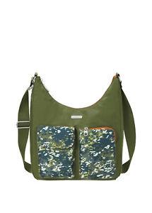 baggallini Women's baggallini Women's Multicolored Hobo Shoulder Handbag,