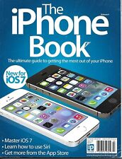 iPhone Book Magazine Ultimate Guide Master iOS 7 Use Siri App Store Tips 2013