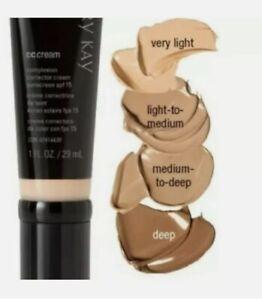 "Mary Kay CC Cream - ""Light to Medium"" SPF 15"