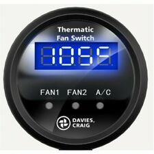 DAVIES CRAIG UNIVERSAL PREMIUM DIGITAL THERMO CONTROLLER For FAN & WATER PUMP