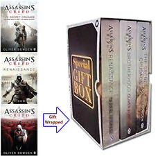 Assassins Creed 3 Books Collection Gift Wrapped Slipcase Specially for you New