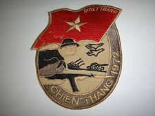 """Vietnam War VC """"CHIEN THANG 1972"""" VICTORY Year 1972 Patch"""