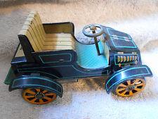 Friction Powered Japan Model T Car w/ Spoke Wheels Souvenier Battle Creek, Mich
