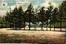 CPA MILITAIRE Bourg-Léopold, Plaine de jeux, Camp de Beverloo (316912)
