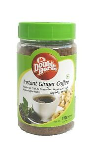 Double Horse Instant Ginger Coffee Great For Colds & Sore Throat