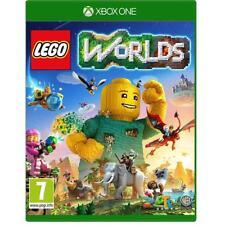 LEGO MUNDOS XBOX ONE - GRAN 7+ Juego Niños Nuevo y precintado X1 1