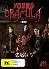 BBC : YOUNG DRACULA - COMPLETE SEASON 5  -  DVD - UK Compatible