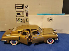 1948 Tucker Torpedo - Franklin Mint -50th Anniversary Edition #B11XG 23