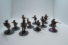 Wargames Foundry, British Light Infantry, 28mm, Professionally painted.