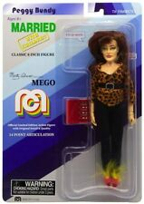"""Mego Classic Peg Bundy - Married With Children - 8"""" Action Figure Doll NEW"""
