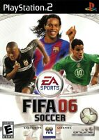 FIFA Soccer 06 - Playstation 2 Game Complete