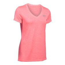 T-shirt, maglie e camicie da donna in poliestere con scollo a v taglia XS