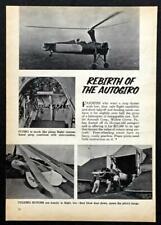 1959 KELLET Autogiro KD-1A pictorial