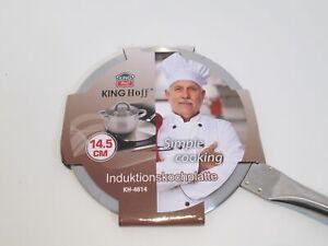 Kinghoff Induktionsadapter Ø 14,5 cm