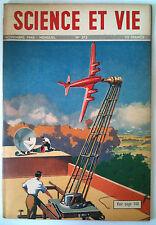 SCIENCE ET VIE n°372 du 11/1948; 23 reines dans une ruche/ Corp Humain à 120°