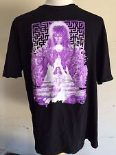 DAVID BOWIE Labyrinth Movie (1986) Officially Licensed T-Shirt Size Adult Large