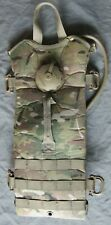 GENUINE US ARMY MOLLE II MULTICAM OCP HYDRATION PACK & 3L HYDRAMAX RESERVOIR.