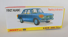 REPRO BOX DINKY n. 157 BMW 2000 tilux