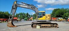 2015 Volvo Ecr305cl Excavator 6758 Hours Fully Loaded Cab Zero Tail Swing