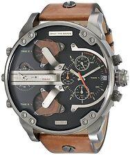 DZ7332 - New Diesel Mr. Daddy 2.0 4 Time Zone Chronograph Men's Watch