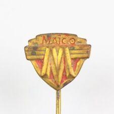 """Distintivo società ago pubblicitari """"MAICO"""" AUTO MOTO"""