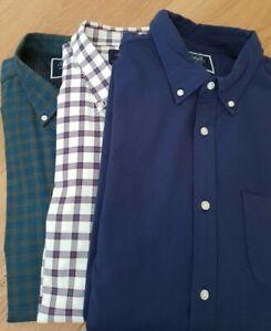 Charles Tyrwhitt Hemden, 3 Stück, Classic Fit, Freizeit Hemd, XXL, Winter, NEU