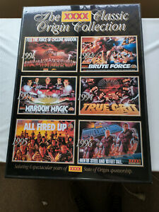 The XXXX Classic Origin Collection 1991-1996 - Large Mounted Print, Man Cave NRL