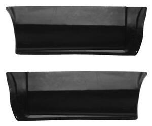 Rear Quarter Lower Rear Section fits 75-79 Chevy Nova 4 Door-PAIR