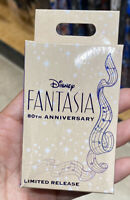 New Disney Parks Fantasia 80th Anniversary Mystery Pin Set Sealed Box Of 2 Pins
