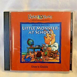 Little Monster at school Living books Mayer, Mercer Book 1994