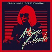 ATOMIC BLONDE (SOUNDTRACK; C.LENNERTZ; DAVID BOWIE,NENA,THE CLASH,...) CD NEU