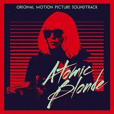 ATOMIC BLONDE (SOUNDTRACK; C.LENNERTZ; DAVID BOWIE,NENA,THE CLASH,...) CD NEW+