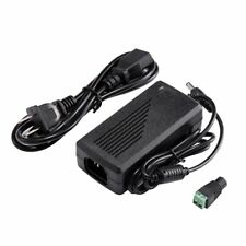 12V 5A 60W Power Supply AC 85-265 to DC 12V Adapter for 5050 3528 Flexible Light