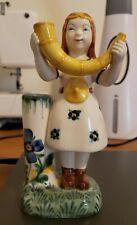 Royal Copenhagen Aluminia Child Welfare Figurine the Vikings wife