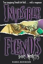 Doc Mortis (Invisible Fiends, Book 4),Barry Hutchison
