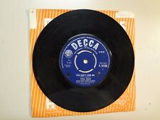 """PAUL DEAN & THOUGHTS: You Don't Own Me-Hole In The Head-U.K. 7"""" 65 Decca F.12136"""