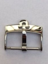 Omega Stainless Steel 20mm watch Buckle/curvada