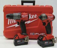 MILWAUKEE 2999-22 M18 FUEL 18V Hammer Drill & SURGE Hydraulic Impact Combo Kit