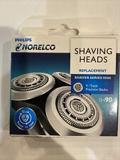 norelco sh90 replacement heads