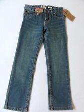 ~NEU OSHKOSH SKINNY Jeans slim eng 4T 98-104 Stickerei hellblau -oder dunkel NEU