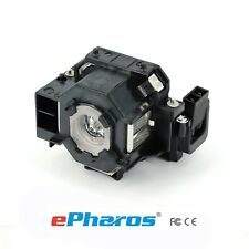 ELPLP41 V13H010L41 Projector Lamp Bulb for EPSON PowerLite77c PowerLite78 H283A