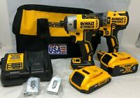Dewalt DCK287D1M1 Brushless 20 V MAX XR Li-ion 2-TOOL KIT, N
