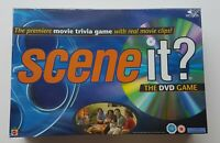 Scene It Movie Trivia Game The DVD Game -  family game