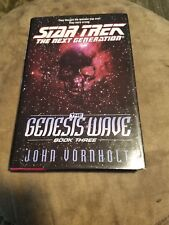 Star Trek The Next Generation: The Genesis Wave Bk. 3 by John Vornholt (2002, H…