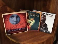3 CDs!  Jim Lauderdale box set collection:  44 tracks, Acoustic Guitar Old Time