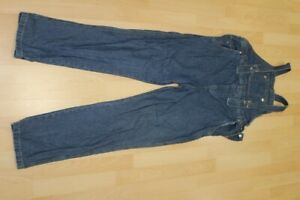 L3373 No Name Latzhose Jeans 38  blau  Sehr gut